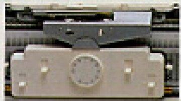 žakárové saně RJ-1 pro SK 840,SK280