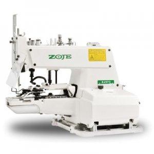 průmyslový knoflíkovací šicí stroj Zoje ZJ373 SET