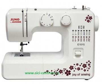 šicí stroj JUNO E1015