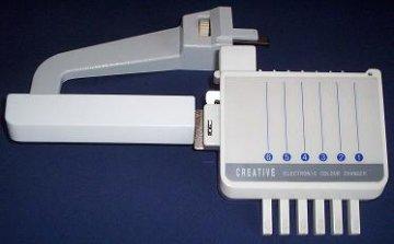 elektronický měnič 4 barev EC-99 pro pletací stroje