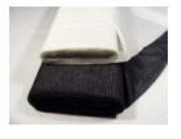 vlizelín do sak-rašlová vložka černá