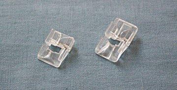 Patka pro všívání větších korálků a perel (pro stroje s podavačem 9mm)