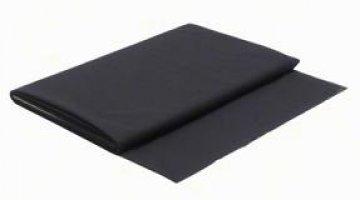 vlizelín elastický - 40g/m2 černý