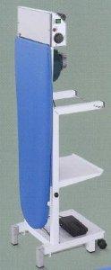 stabilní žehlící prkno Comel Comelux A - odsávání 70W, ofuk, vyhřívání s termostatem-