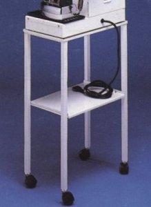 stolek 40x27cm s kolečkama pro vyvíječe páry