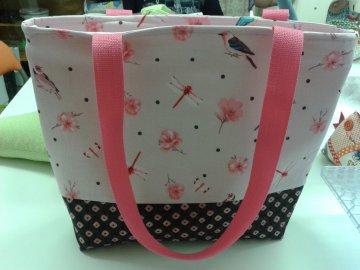 taška/kabelka cca 40x30x10cm
