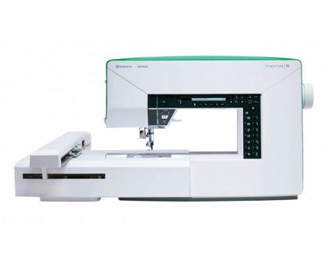 šicí a vyšívací stroj Husqvarna Designer JADE 35  + sada kvalitních jehel Organ ZDARMA