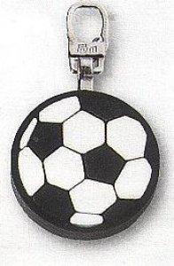 přívěšek na zip-karabinka míč
