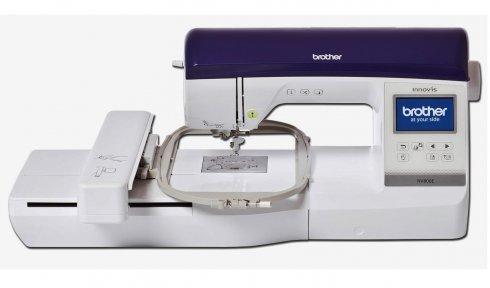 vyšívací stroj Brother NV 800 E + dárek