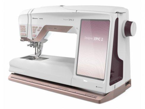 šicí a vyšívací stroj Husqvarna Designer Diamond Royale