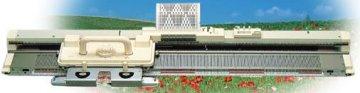 jednolůžkový pletací stroj SK 280/200jehel, 4,5mm