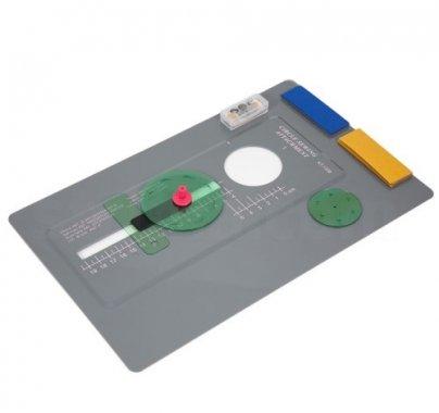 Universální šicí kružítko pro všechny šicí stroje