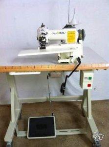 průmyslový šicí stroj na slepý steh Global BM230