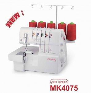 overlock a coverlock Merrylock MK 4075