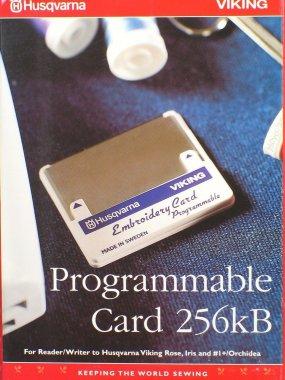 karta programovací-Husqvarna 256kB