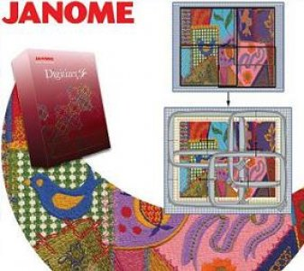Janome Digitizer Junior
