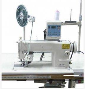 prům.šicí stroj pro našívání flitrů