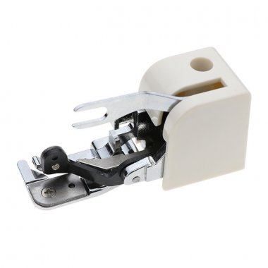 patka overlocková s odstřihem látky - univerzální