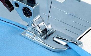 patka pro rolovaný lem 4mm Pfaff IDT