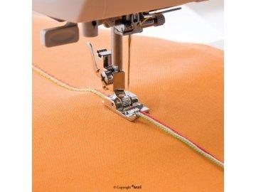 Patka kordovací pro našívání ozdobných šňůrek a provázků
