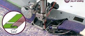 zakladač 1/4 - 6,5mm domácí stroje