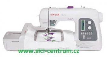 šicí+vyšívací stroj Singer XL-580
