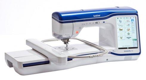 šicí a vyšívací stroj Brother XV + zaškolení ZDARMA