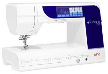 šicí stroj Elna 730 Pro eXcellence + dárek