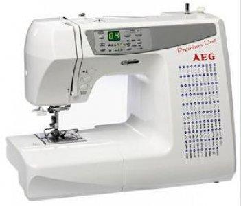 šicí stroj AEG 680 Premium Line