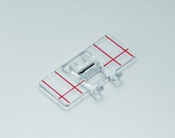 Patka pro paralelní steh rovný (pro stroje s podavačem 9mm)