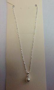 svatební náhrdelník z šatonových růží