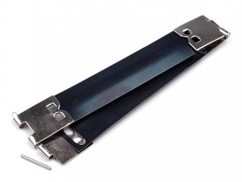 zapínání na peněženku 8,5x1,4cm