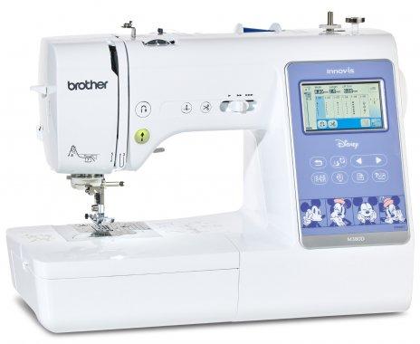 šicí stroj Bernina 380 + dárek + záruka 5let