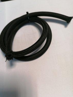 hadice na páru tlaková černá gumová- COMEL