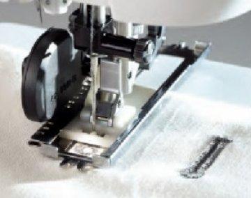 patka na automaticé knoflíkové dirky Pfaff SensorMatic
