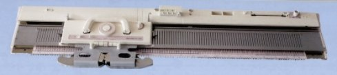 pletací stroj NOVAKNIT-Brother KH-260/150 + druhé lůžko KR260/150