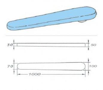 rukávník délka 100cm pro system COMEL(všechny typy)