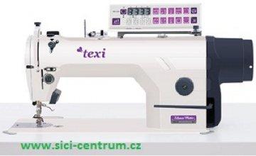 1-jehlový šicí stroj Texi Matic Dry