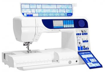 šicí stroj Elna eXcellence 760 PRO  + sada kvalitních jehel Organ ZDARMA