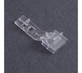patka pro podehnutý lem pro coverlock MK